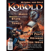 Kobold Quarterly Magazine #14