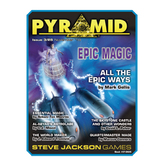 Pyramid #3/25: Epic Magic