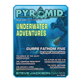 Pyramid #3/26: Underwater Adventures