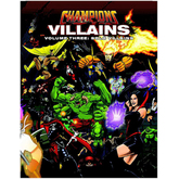 Champions Villains Volume 3: Solo Villains