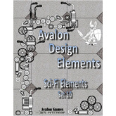 Avalon Design Elements, Sci-Fi #10