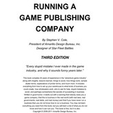 Running A Game Publishing Company