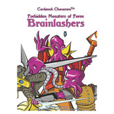 Forbidden Monsters of Foree: Brainlashers (Cardstock Characters)