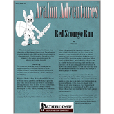 Avalon Adventures, Vol 2, Issue #3, Red Scourge Run
