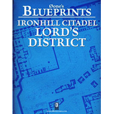 Øone's Blueprints: Ironhill Citadel -  Lord's District