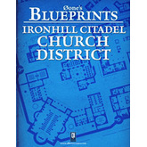 Øone's Blueprints: Ironhill Citadel -  Church District