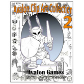 Avalon Clip Art Collection 2