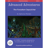 Advanced Adventures #18: The Forsaken Sepulcher