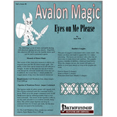 Avalon Magic, Vol 1, Issue #8, Eyes on Me Please