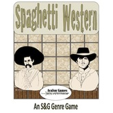 Spaghetti Western, Mini-Game #119