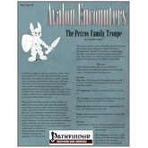 Avalon Encounters, Vol 2, Issue #9, The Petrov Family Troupe