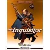 Divine Favor: the Inquisitor