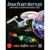 Star Fleet Battles: Basic Set SSD Book 2011 (B&W)