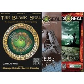 The Black Seal bundle - All issues to date (Issues 1 to 3)