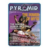 Pyramid #3/38: The Power of Myth
