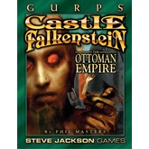 GURPS Classic: Castle Falkenstein - The Ottoman Empire