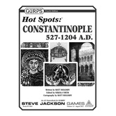 GURPS Hot Spots: Constantinople, 527-1204 A.D.