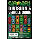 Car Wars Division 5 Vehicle Guide