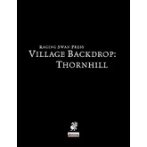 Village Backdrop: Thornhill