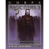 GURPS Classic: Magic Items 3