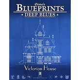 0one's Blueprints: Deep Blues - Victorian House