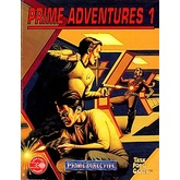PD One: Prime Adventures #1 1995