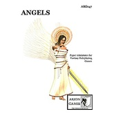 Paper Miniatures: Angels Set