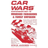 Car Wars Expansion Set 9 - Muskogee Fairground & Family Emporium