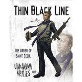 Unknown Armies: Thin Black Line