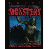 GURPS Classic: Monsters