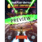 Star Fleet Battles Module C6 Preview