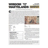 Wisdom from the Wastelands Issue #32: Shapeshifters
