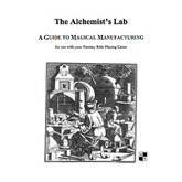 The Alchemist's Lab