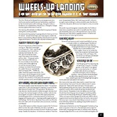 One Sheet - Wheels-Up Landing (Savage Worlds)