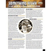 One Sheet - Something Fishy (Savage Worlds)