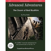 Advanced Adventures #29: The Doom of Red Rauthim