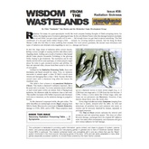 Wisdom from the Wastelands Issue #38: Radiation Sickness