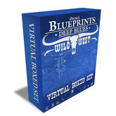 0one's Blueprints: Deep Blues - Wild West: Virtual Boxed Set