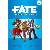 Fate Accelerated Edition - Pay-What-You-Like