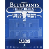 0one's Blueprints: Deep Blues - Wild West: Saloon