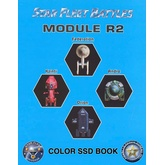 Star Fleet Battles: Module R2 SSD Book 2012 (Color)