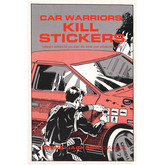 Car Warriors Kill Stickers