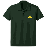 Green Ogre Polo Shirt