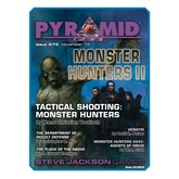 Pyramid #3/73: Monster Hunters II