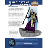 5 Magic Items: Staves