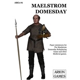 Paper Miniatures: Maelstrom Domesday Set