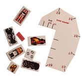 Car Wars Classic Counter Set