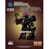 The Manual of Mutants & Monsters: Keepers