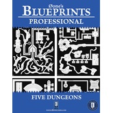 0one's Blueprints Professional: Five Dungeons